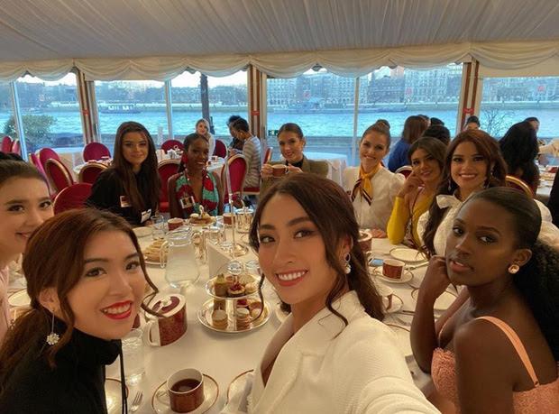 Hành trình Lương Thùy Linh chinh phục Top 12 Miss World: Luôn nằm trong top thí sinh mạnh, bắn tiếng Anh quá đỉnh! - Ảnh 10.