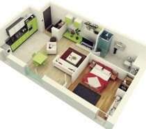 Apartment Plans Usa