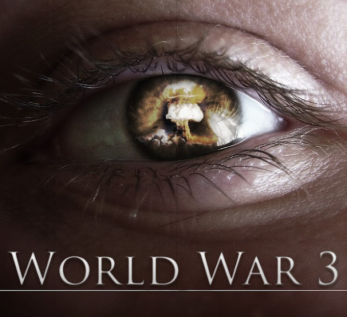 """A 3ª Guerra Mundial já está """"arquitetada"""" a mais de 100 anos. Atualizado"""