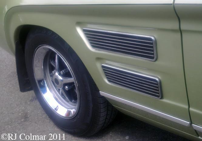 Ford Capri, Castle Combe, C&SCAD