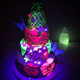 NEON FLUO   16th Birthday Cake
