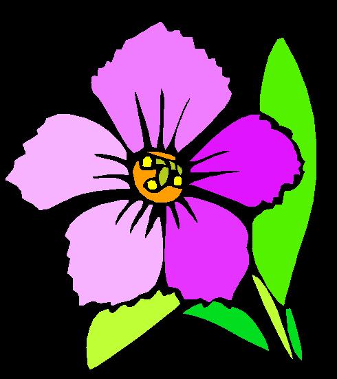 Gambar gambar Bunga Animasi ClipArt Best
