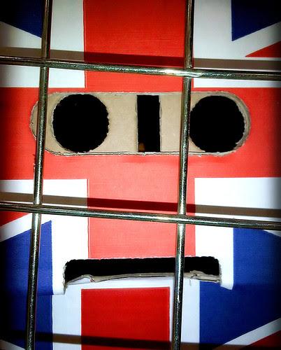Brit Facin' Prison