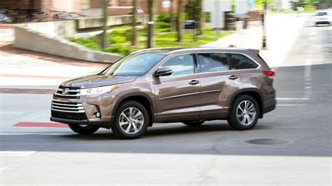 toyota highlander release date limited xle