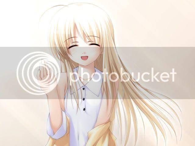 blonde girls photo: blonde girl Animegurl.jpg