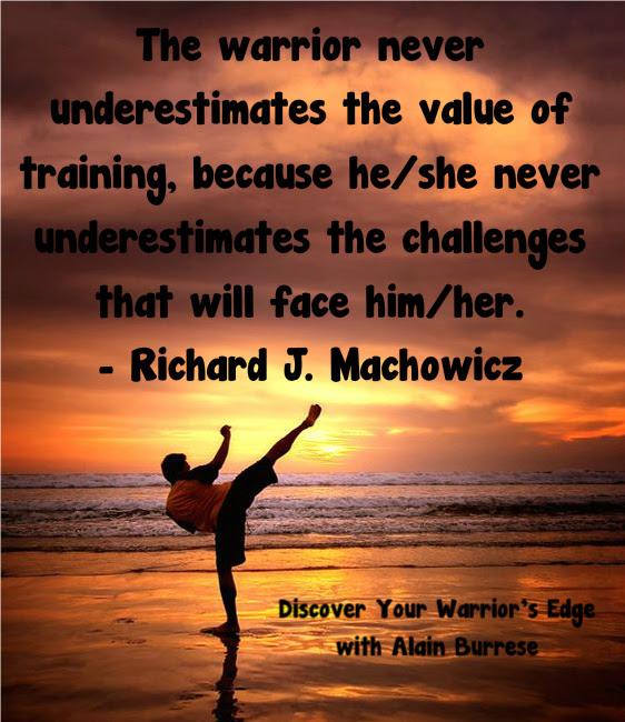 Warrior Wisdom Quotes