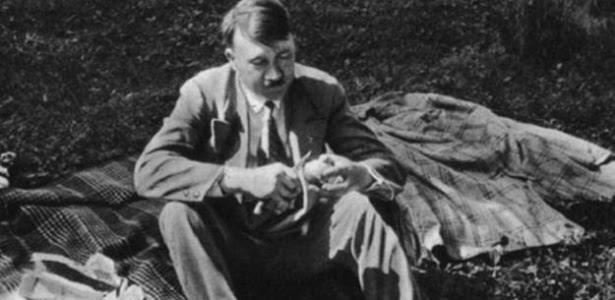 Hitler era vegetariano e tinha 15 mulheres para provar sua comida