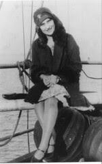 young Freda Faulkner