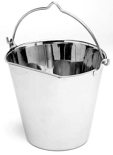 FlatSided Buckets