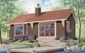 Drummond House Plans » Carriage House Plans