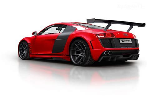 The Prior Tuning 2013 Audi R8 PD GT850 Kit.