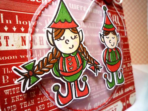 N&T: Elf Twins - Close Up