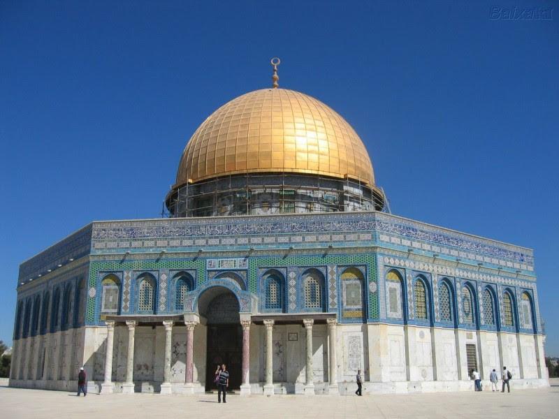Mosquée Al-aqsa à Jérusalem