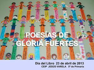 POESÍAS DE GLORIA FUERTES