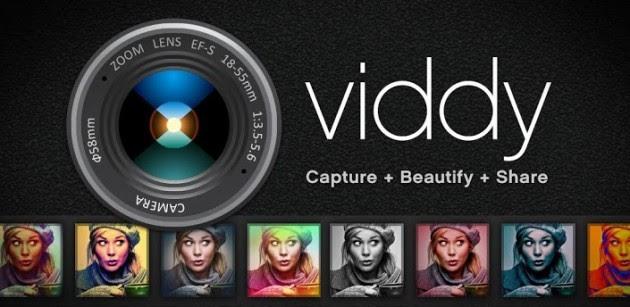 Viddy: arriva sul Play Store