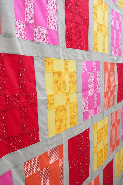 Plate of Brownies quilt