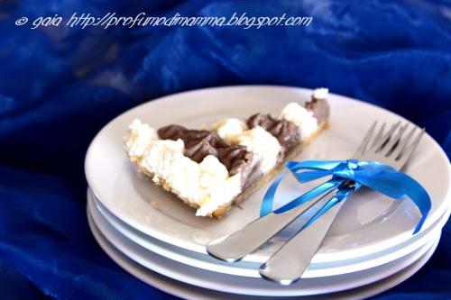 ricotta e cioccolata -  Fetta