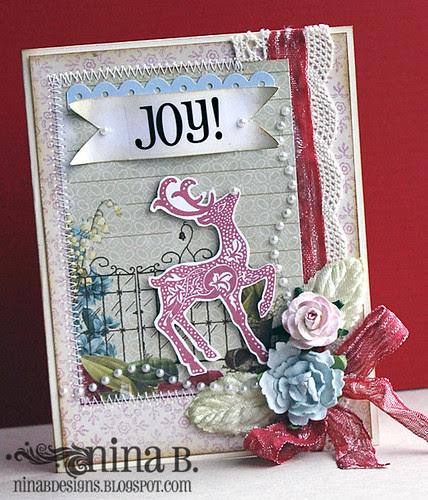 Reindeer Joy