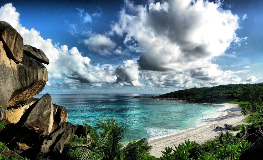 Πανέμορφο τοπία από τις Σεϊχέλες