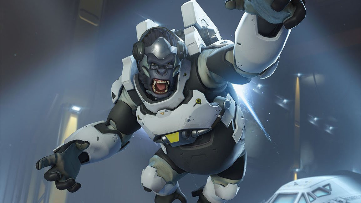 Jeff Kaplan weighs in on Overwatch's balance and the dive meta screenshot