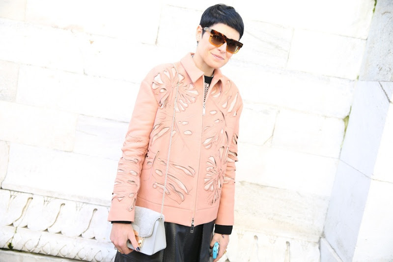Street Style at Milan Fashion Week A/W 2014 (part 4)