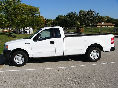 Buy Used 2006 Ford F 150 Xl Standard Cab Pickup 2 Door 46l