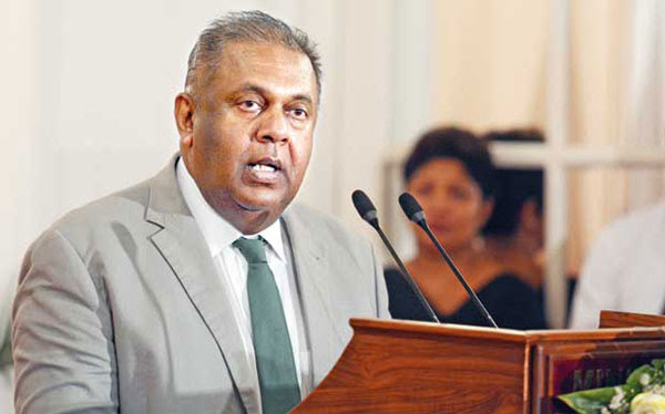 Mangala takes MR to task over foreign debt payment statement