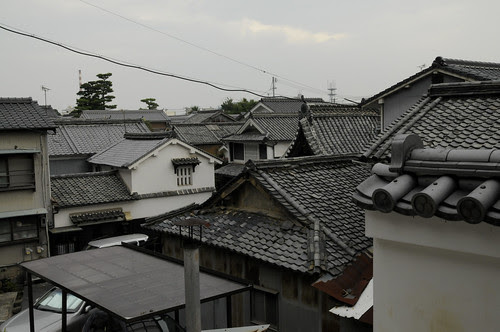Unchanged Street from Edo, Takehara, Hiroshima