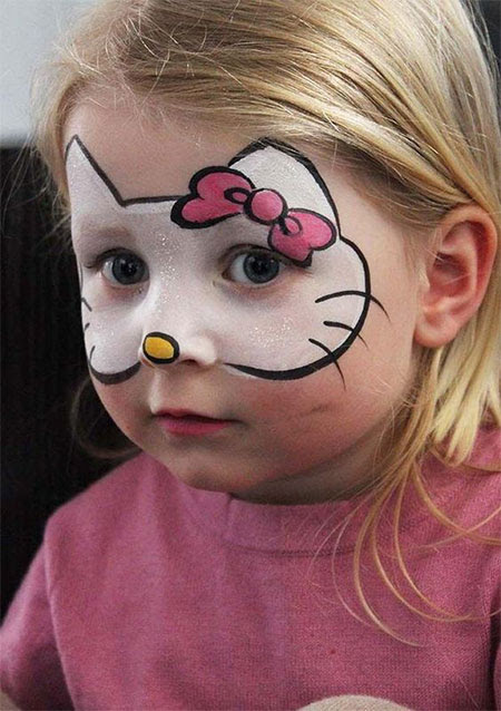 Makeup looks for kids