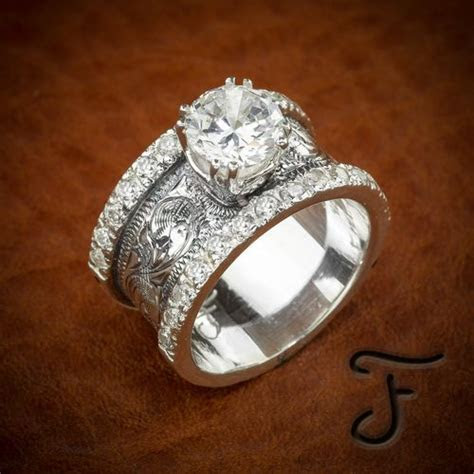 Western Diamond Rings   Wedding, Promise, Diamond