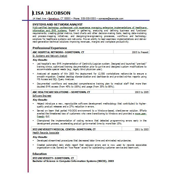 Ten Great Free Resume Templates: Microsoft Word Download Links