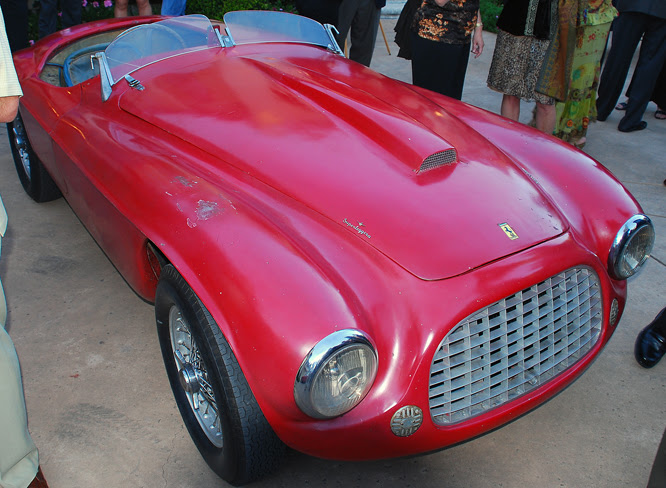 Ferrari 166 MM, Danville Cd'E