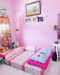 Desain Interior Kamar Tidur Minimalis Remaja