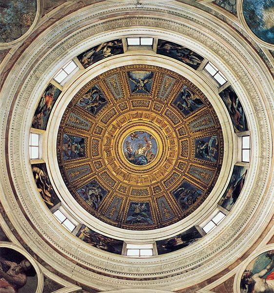 File:Raffaello Sanzio - Dome of the Chigi Chapel - WGA18820.jpg
