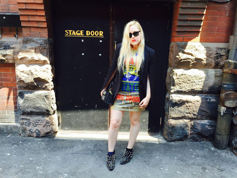 photo cailli beckerman-beckermanblog-jeremyscott potato sack dress- comme des garcons purse-coach bag-toronto-4_zpsv3u1sgpw.jpg