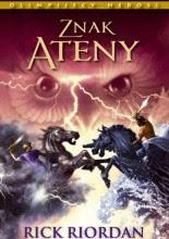 Znak Ateny - Rick Riordan