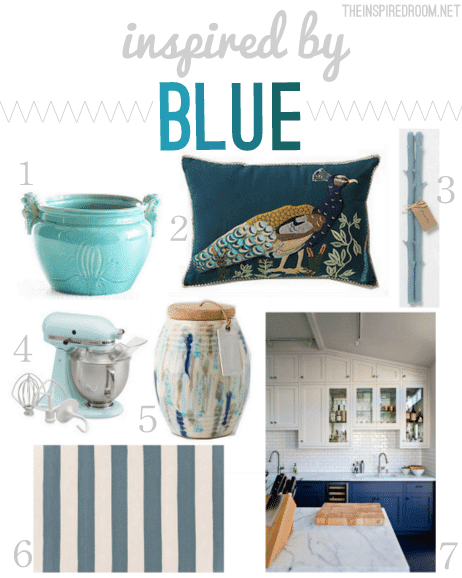 Scheme Inspired By Blue The Inspired Room Free To The Inspired Room