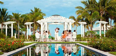 Wedding Packages & Themes: All Inclusive Caribbean
