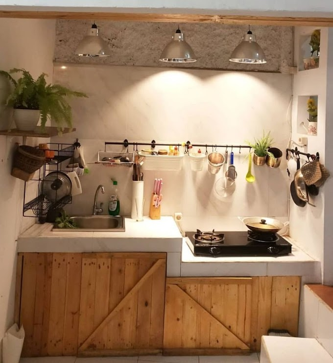 Dapur Minimalis Modern 2020   Ide Rumah Minimalis