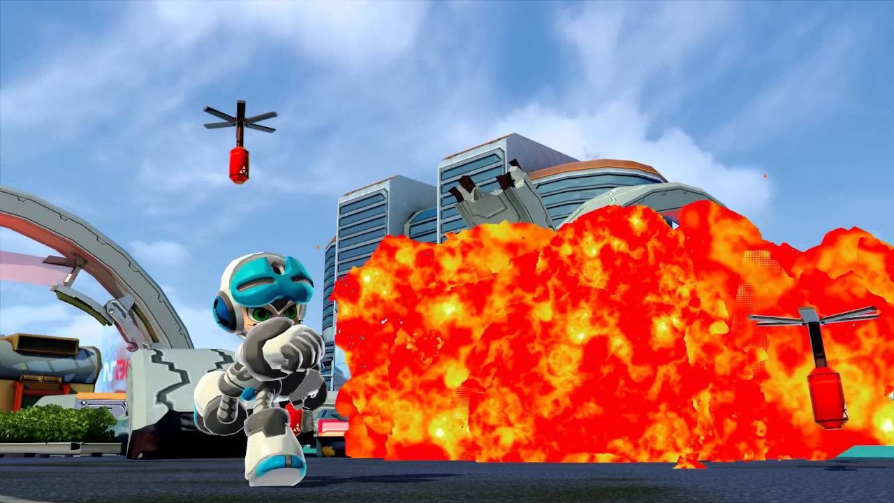 The saga of broken Mighty No. 9 promises might end, portable versions, physical rewards still in the works screenshot
