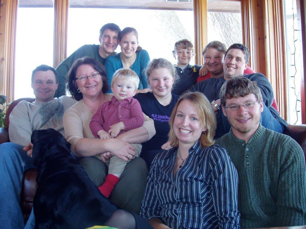 Simon Family 2007