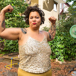 """Anna är tjock och styrketränar: """"Det finns alltid fördom..."""