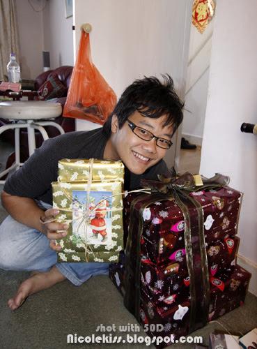 casey presents