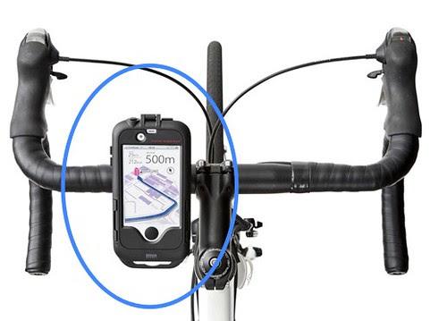 自転車ホルダー(iPhone 4S・4専用)の画像一覧 - サンワサプライ株式会社