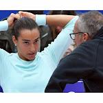 Sport | Garcia stoppée par l'orage