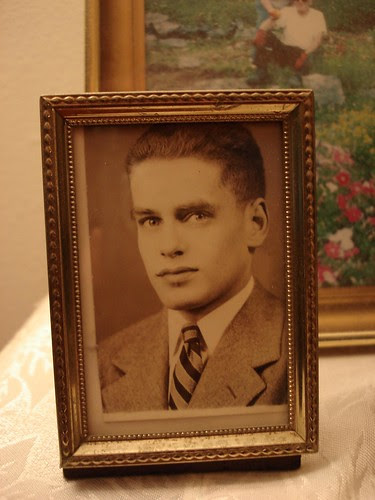 My father as a young man