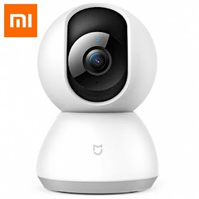 Mi WiFi security camera