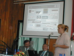 My presentation on the special conference