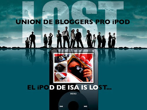 EL iPOD DE ISA IS LOST!