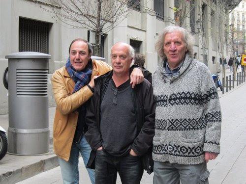 P.Camps, J.Isaac y S.Sacchi